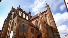 """""""Georgenkirche"""" Hanseatic City of Wismar"""
