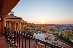 premier property in Sandhurst, an exclusive residential area of Sandton, this palatial property offers the discerning buyer an exclusive life style, with open vistas of the Magaliesburg mountain range and an African sunset on your doorstep. South Africa's most opulent home in the exclusive Sandhurst Estate, Johannesburg, the entire mansion is built of sandstone