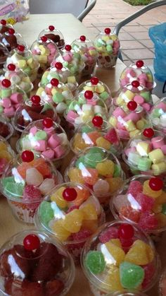 CANDY~ SUNDAES Dulces