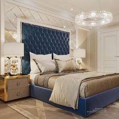 Bedroom Hotel Rustic Headboards 51 New Ideas Luxury Bedroom Furniture, Luxury Bedroom Design, Master Bedroom Design, Home Decor Bedroom, Modern Furniture, Interior Flat, Luxury Interior, Interior Design, Hotel Room Design