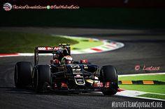 """Grosjean: """"No traemos muchas mejoras, pero el E23 se comporta bien en todos los circuitos""""  #Formula1 #F1 #SingaporeGP"""