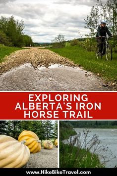 Bike Trails, Hiking Trails, Biking, Vacation Trips, Vacations, Vacation Ideas, Visit Canada, Canada Eh, Best Places To Travel