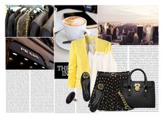 """Sem título #188"" by a-k1234 ❤ liked on Polyvore featuring moda, Oris, H&M, Forever 21, Tory Burch, Made of Me, Dorothy Perkins, Michael Kors y Monsoon"