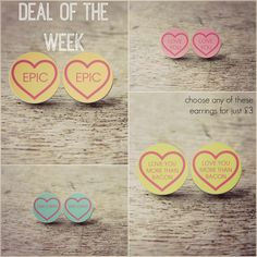 Deal Of The Week via House Of Wonderland. Click on the image to see more!