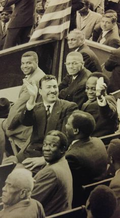 How's this gem ! Adam Clayton Powell , Malcolm X with Kwame Nkrumah , Ralph Bunche and Chuck Stone at the American Committee on Africa Rally in Harlem Black History Facts, Black History Month, Adam Clayton, Black Roots, African Royalty, By Any Means Necessary, Malcolm X, History Education, Knowledge And Wisdom