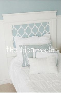 Diy Headboard And Bed Frame.hmm Headboard For Kristie?