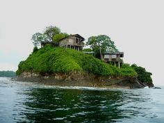 Islas de las Perlas, Panama.