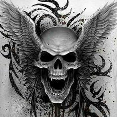 Skulls ☆ DanaMichele ☠
