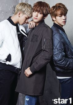 Rapmon, V and Jin ❤