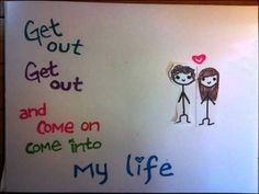 One Thing - One Direction Stop Motion lyrics.    This is soooo awesome!!!!!!!!!!!!