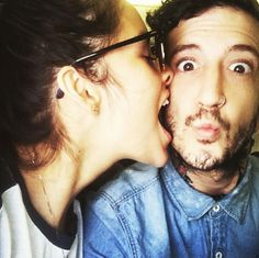 Austin Carlile and Pamela Francesca