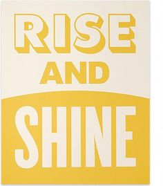 Rise and Shine Print eclectic artwork