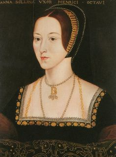 Anne Boleyn, Second Wife of Henry VIII