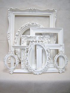 White frame option