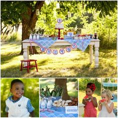 Invitation  Great American Picnic Collection  by by LoraleeLewis, $39.00
