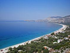 The best beaches in Albania - las mejores playas de Albania