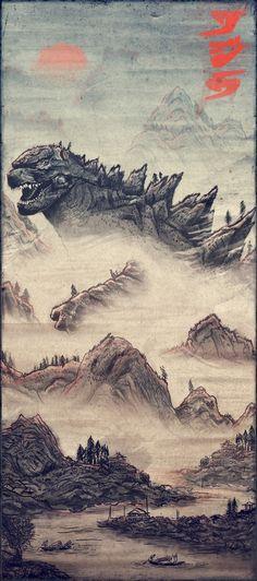 The Myth Of Godzilla - Dan Nash