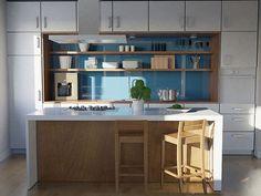 Biała kuchnia otwarta na propozycje