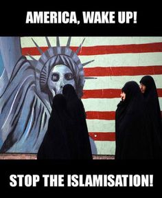 Whatever happened to assimilation? These people come over here and want to change US?! Into what? The hellholes they left?!
