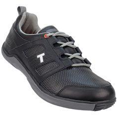True Linkswear True Lyt Dry Golf Shoes - Black/Dark Grey... #golf #shoes