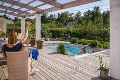 Pergola Designs, Pergola Kits, Pergola Ideas, Outdoor Spaces, Outdoor Decor, Backyard, Patio, Pool Decks, Pool Landscaping