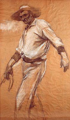 Joaquín Sorolla y Bastida Spanish Painters, Spanish Artists, Figure Painting, Figure Drawing, Gouache, Human Art, Life Drawing, Medium Art, Figurative Art