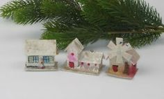 Venetian, Fairy Tales, Christmas Ornaments, Antiques, Holiday Decor, Ebay, Plaster, Antiquities, Antique