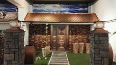 Gens copper windvane, tile,garden kits Rain Chains, Pergola, Tile, Copper, Home And Garden, Outdoor Structures, Metal, Outdoor Decor, Home Decor