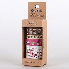 Designer Choice, Coffee, SKU: TPX990015 | Washi Tape, Decorative Tape, Paper…