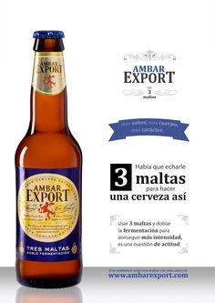 Anuncio Ambar Export