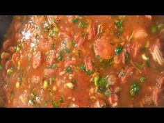 Chef Kevin Belton's delicious jambalaya soup will keep you warm even in ridiculously cold weather. Jambalaya Soup, Jambalaya Recipe, Cajun Recipes, Shrimp Recipes, Soup Recipes, Cajun Cooking, Cajun Food, Grilling Recipes, Cooking Recipes