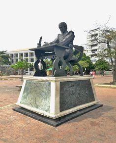 Plaza a Miguel de Cervantes Saavedra