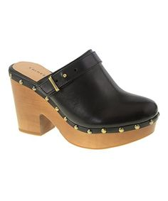 24764fae51e8d6 Chinese Laundry Black Walk On Leather Clog - Women