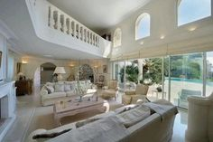 Could sit in this room and read for hours!!