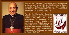 Testigos de la fe: Cardenal Eduardo Pironio