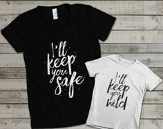 Kid's/Babies I'll Keep You Wild: Mommy and Me by evadesignstudio