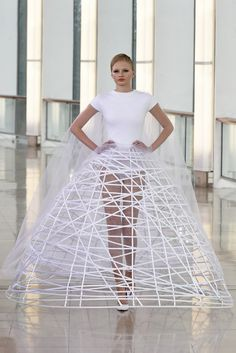 ∙•✼•∙◦∙•✼•∙◦•∙✼•∙◦∙•✼•∙◦∙•✼•∙◦•∙✼•∙STEPHANE ROLLAND 2015 SS HAUTE COUTURE COLLECTION 027