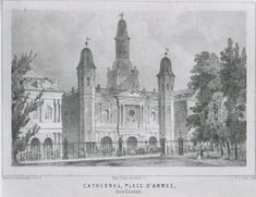 The Collins C. Diboll Vieux Carré Survey: Property Info St Louis Cathedral, Jackson Square, Street Image, French Colonial, 4th Street, Topographic Map, French Quarter, Taj Mahal, Architecture