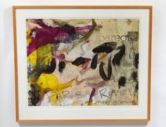 Lithograph x signed & numbered Edition of 200 1979 This print is sold out. Antique Paint, Prints, Lithograph, Art, Abstract, Willem De Kooning, Painting, Print, Abstract Painting