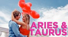 Aries and Taurus - Love and Sexual Compatibility