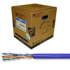 Who wants 1000 ft. of #Cat6 #Riser #Cable (Series 77) from Superior Essex? You, perhaps? Works with newer (#Gigabit) and older (#Cat5) systems, this thoroughly tested table is verified true Cat6, and eliminates #crosstalk and other system noise.