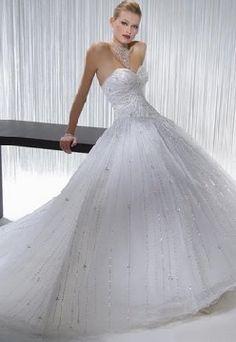 big ball wedding gowns