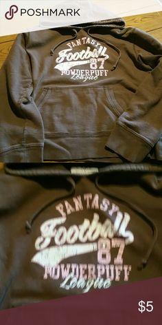 Aeropostale hoodie Aeropostale brown hoodie - size large Aeropostale Shirts & Tops Sweatshirts & Hoodies