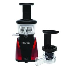 This juicer made our gift list for its amazingly quiet operation and versatility. Juicers offer a fun, tasty way to enjoy fruits and vegetables. The mincing attachment allows users to create low-fat sorbets, nutritious nut butters, and even tasty sauces.