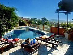 Buzios Ferradura Luxury villa with charm, sea views, walking distance to the beach & village Vacation Rental in Ferradura from @homeaway! #vacation #rental #travel #homeaway