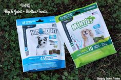 Hip and Joint + Minties Dog Snacks