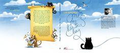 "Luis Sepúlveda - ""Chuyện Con Mèo Dạy Hải Âu Bay""  (""Historia de una gaviota y del gato que le enseñó a vola"")  (""The Story of A Seagull and The Cat Who Taught Her To Fly"") Cover by Đỗ Hữu Chí"