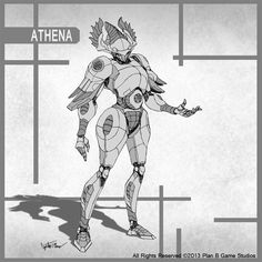 Athena, Justen Moore on ArtStation at https://www.artstation.com/artwork/N5ang