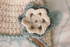 Free Crochet Baby Hat Pattern. http://knittingandcrochet.net/easy-crochet-christmas-tree-pattern/