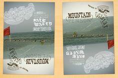 Jeff Frogers poster design / illustration.